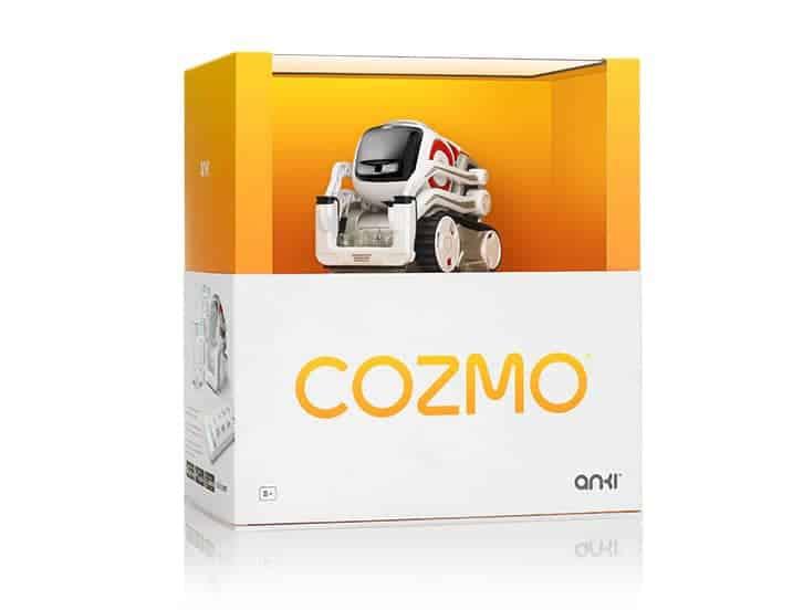 cozmo le petit robot intelligent domo geek. Black Bedroom Furniture Sets. Home Design Ideas