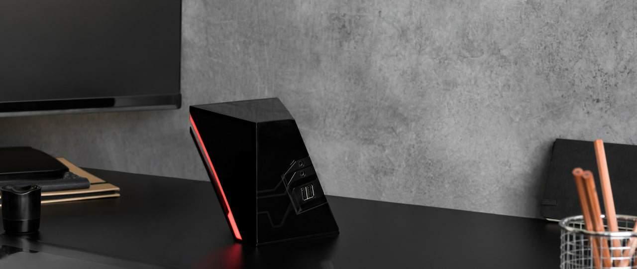 Nous avons testé le PC du Futur Shadow