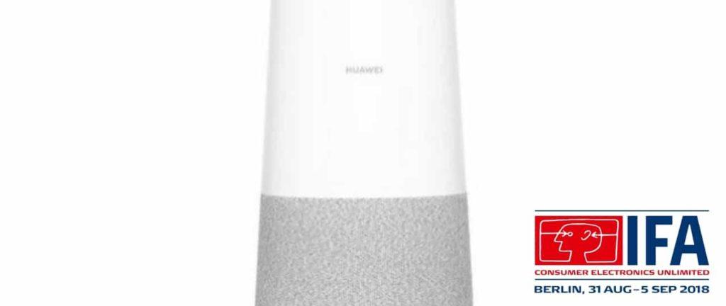 Huawei AI Cube, le cube connecté de chez Huawei à l'IFA 2018