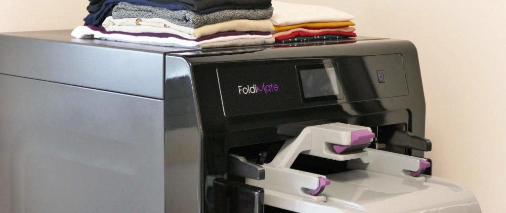 Foldimate, la machine à plier le linge au CES 2019