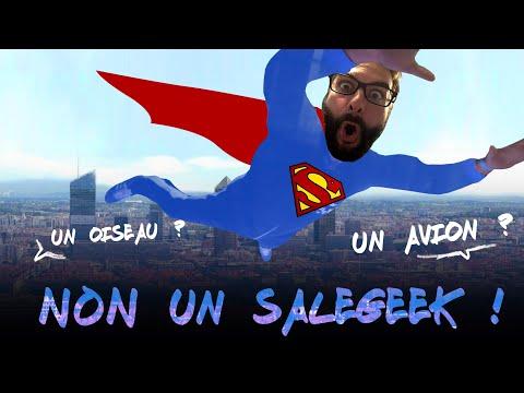 #VEILLE JE VOLE COMME SUPERMAN ! IFly Lyon CONCOURS