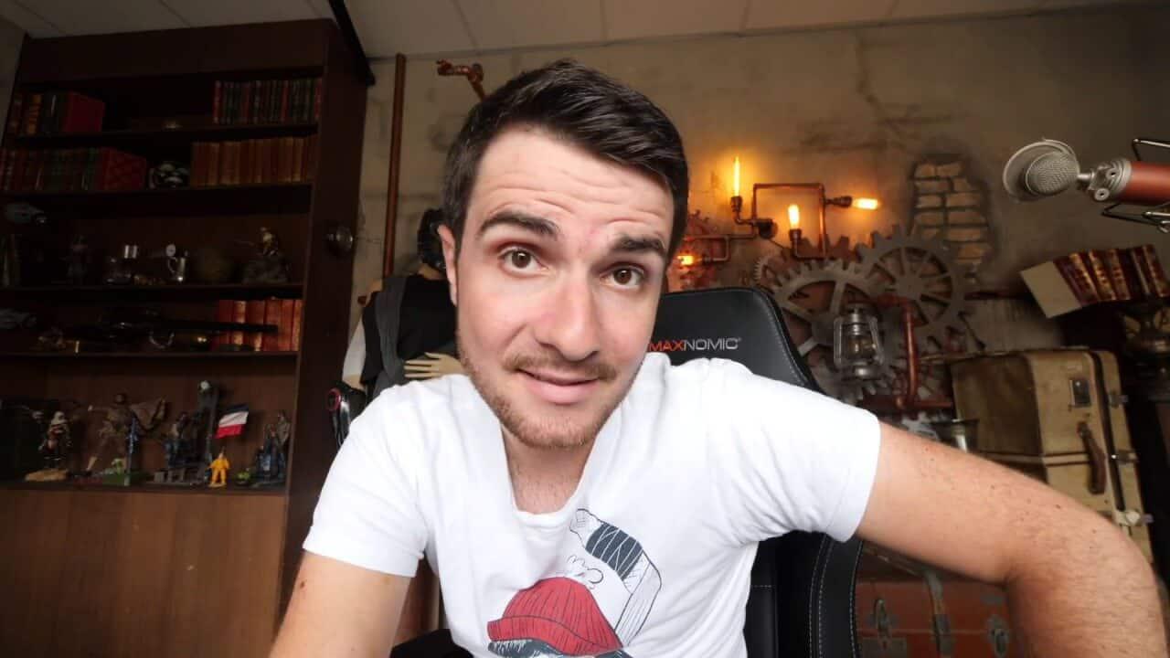 Amixem, youtuber décalé