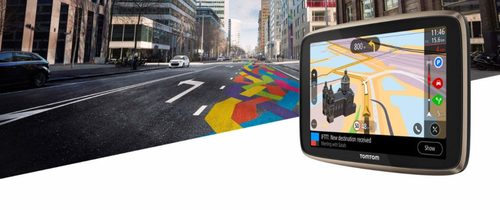 Tomtom Go Premium, le nouveau GPS IFTTT