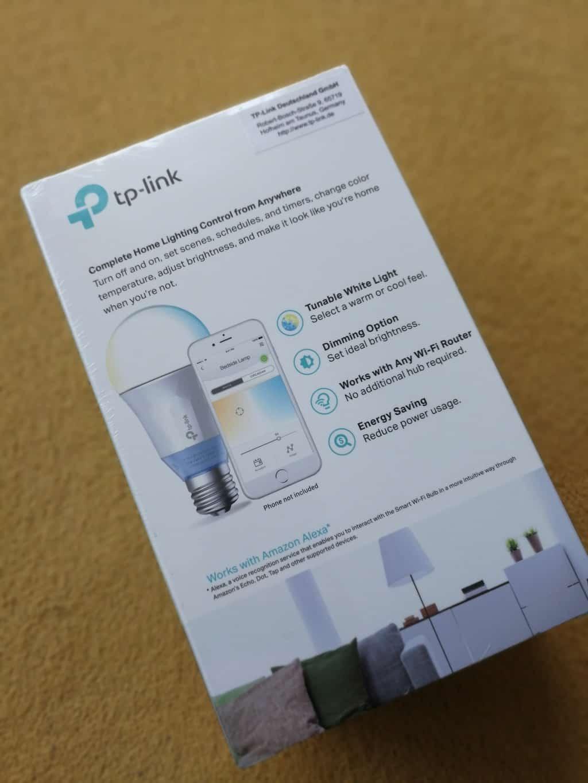 ampoule LB120 TP-Link