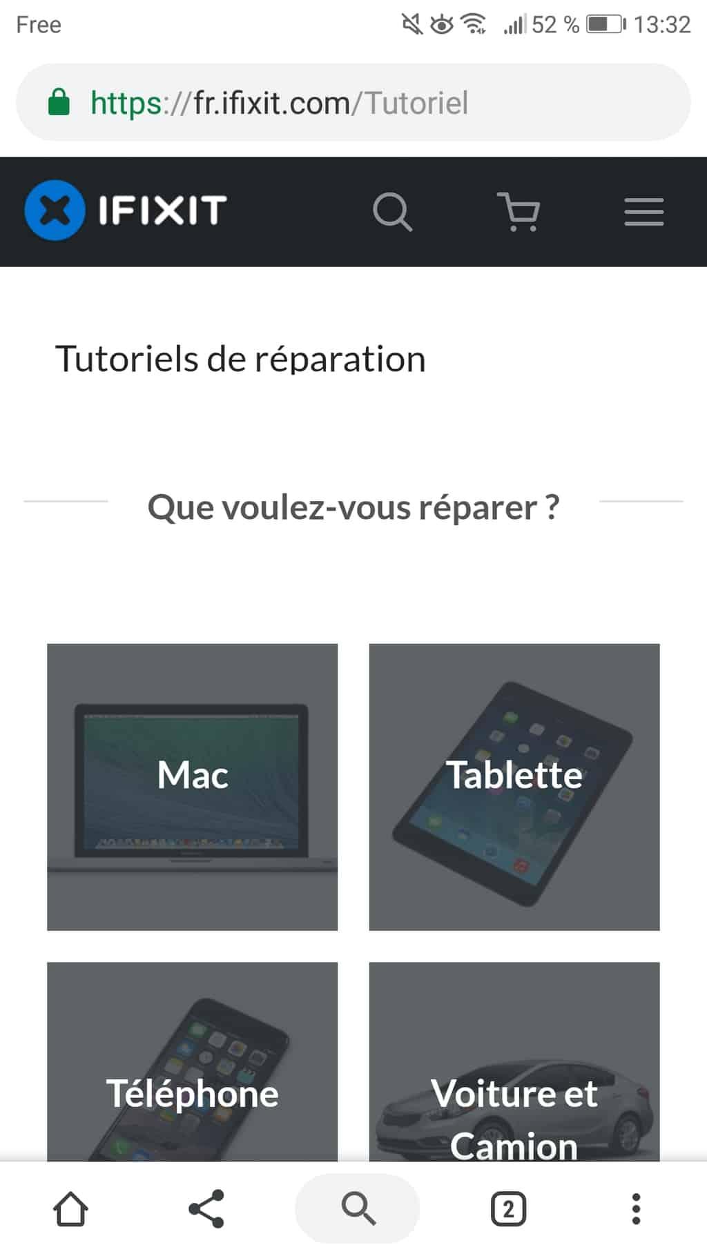 iFixit, le site pour réparer par vous même