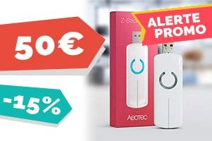 #VEILLE La prise connectée Wifi IFTTT pour seulement 13€
