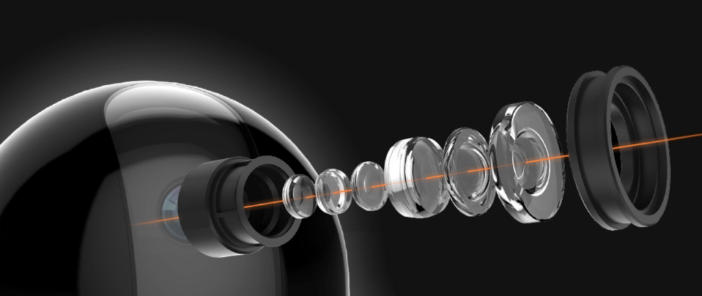 Test de la caméra Ezviz C6T 360°