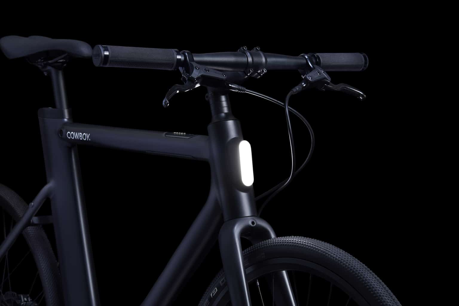Un magnifique vélo électrique