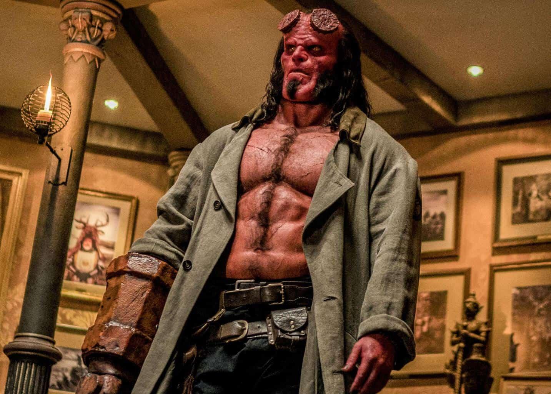 Hellboy, un reboot bien sanglant