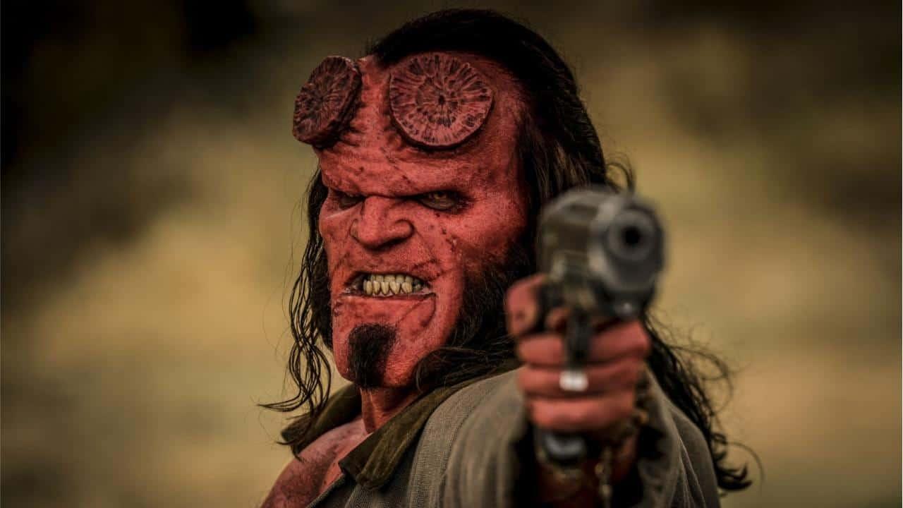 Notre avis sur le reboot de hellboy