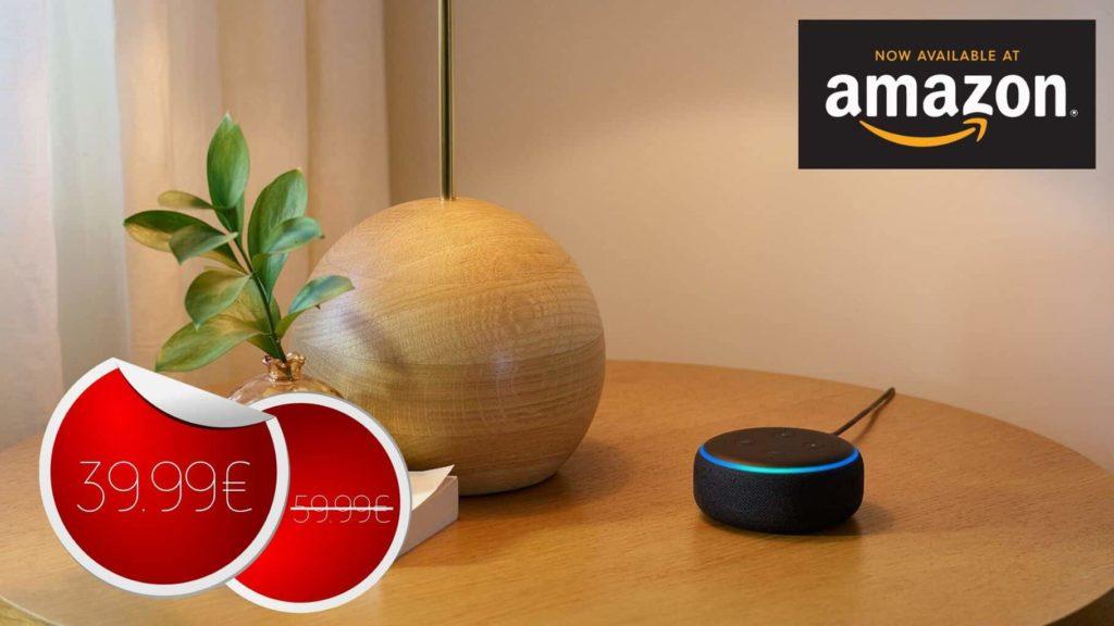 Nouvel Echo Dot (3ème génération) à 39.99€ #BonPlan