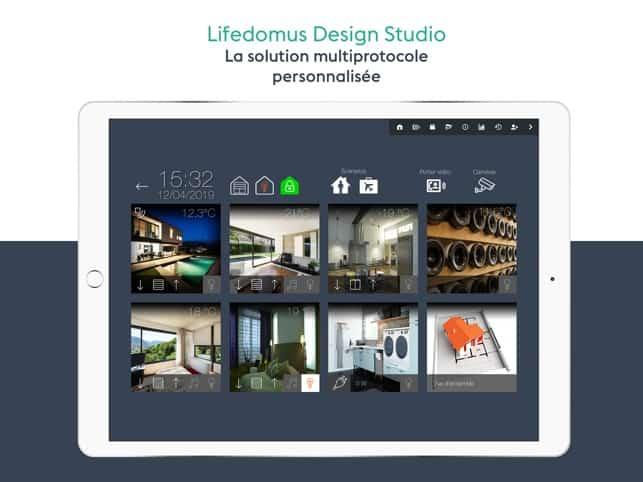 Design Studio sur Raspad
