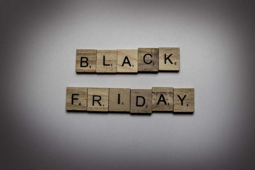 C'est l'heure du Black Friday (enfin pas tout à fait) !