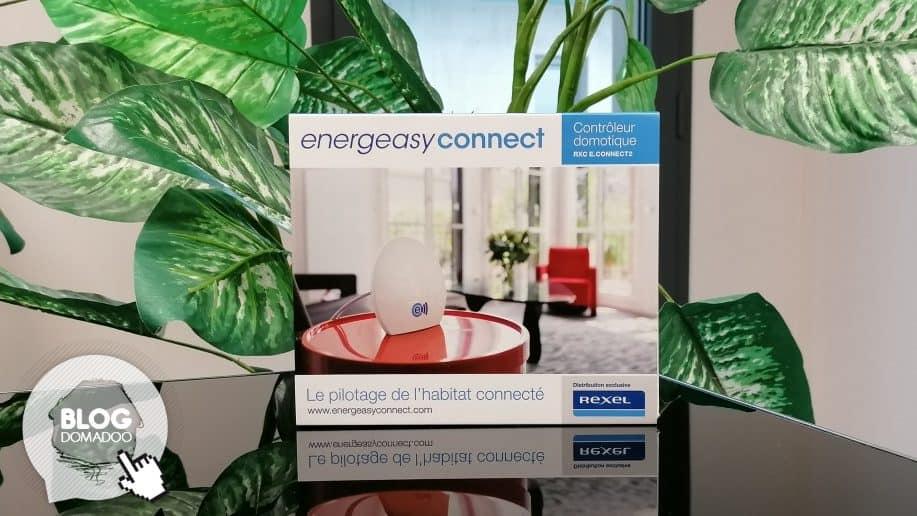 #VEILLE Découverte du contrôleur domotique Energeasy Connect