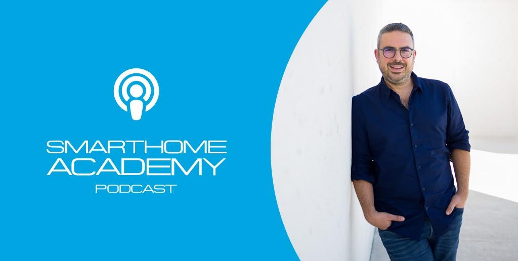 #VEILLE Smarthome Academy Episode 74 : Un interphone connecté pour un accès autonome dans un appartement