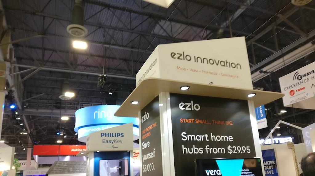 #VEILLE Vera annonce sa nouvelle box domotique Ezlo Plus au #CES2020