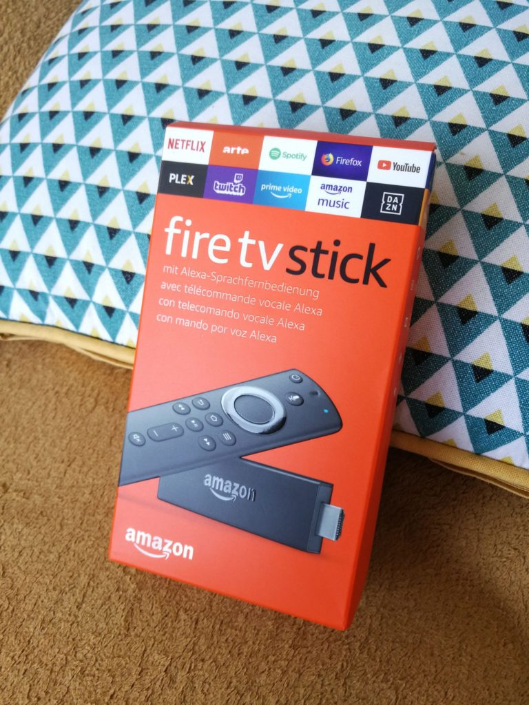 Installation de Kodi sur un Fire TV (Stick ou Cube) 5/10