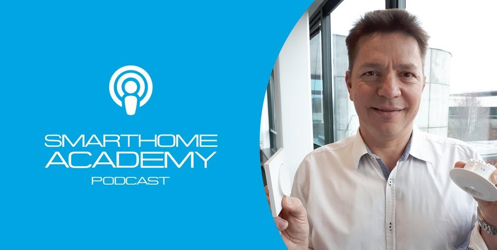 #VEILLE Smarthome Academy – Episode 77 : Une installation domotique facile, rapide, sans fils et sans piles