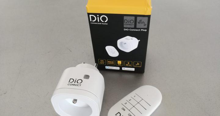 Test de la nouvelle prise connectée DiO Connect