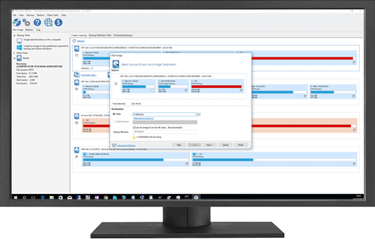 Cloner un Windows 10 avec Macrium Reflect