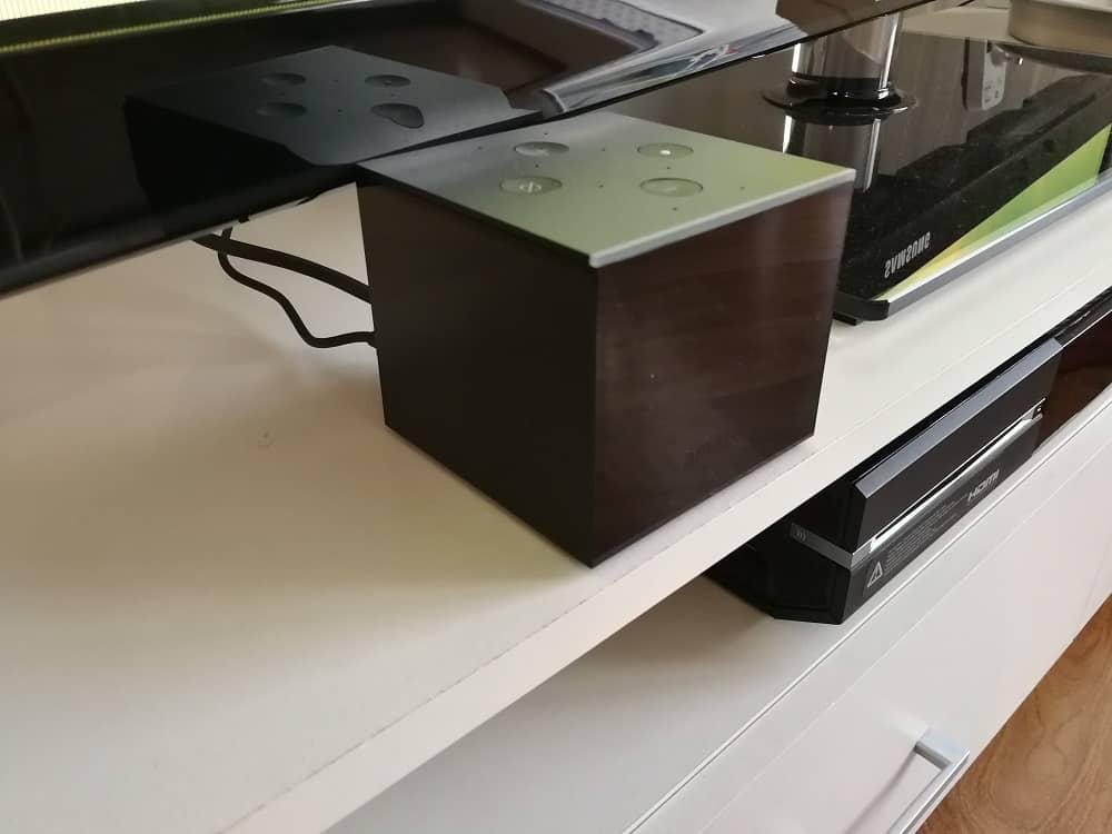 Test du Fire TV Cube de chez Amazon