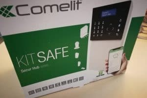 On a testé l'alarme connectée Secur Hub IP de chez Comelit