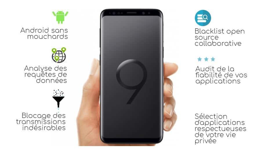 Lineage OS et Iodé, un smartphone Android dégooglisé