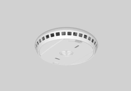 Test du détecteur de fumée FireSafe de Konyks