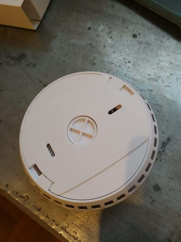 socle détecteur de fumée firesafe