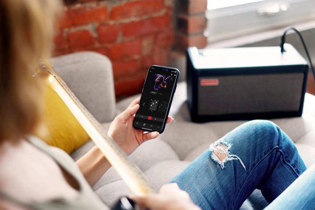 Spark, l'ampli pour guitare connecté 2.0