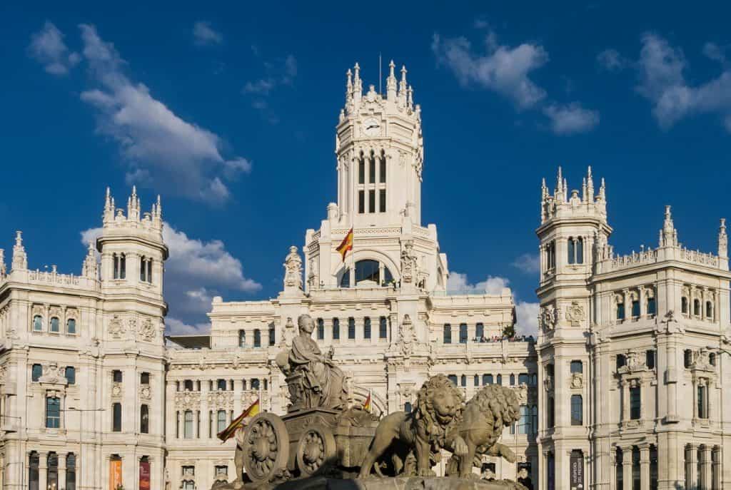 De la trottinette électrique à Madrid pour se balader