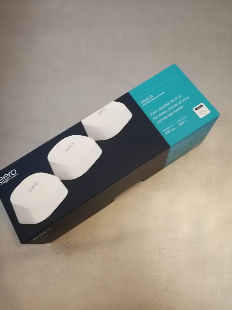 Test de Eero 6, du WiFi et du ZigBee dans votre maison