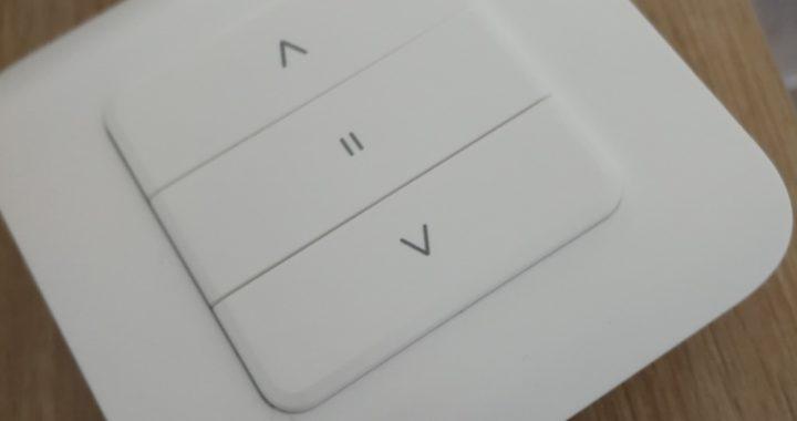 Test du DiO Connect WiFi pour volets roulants