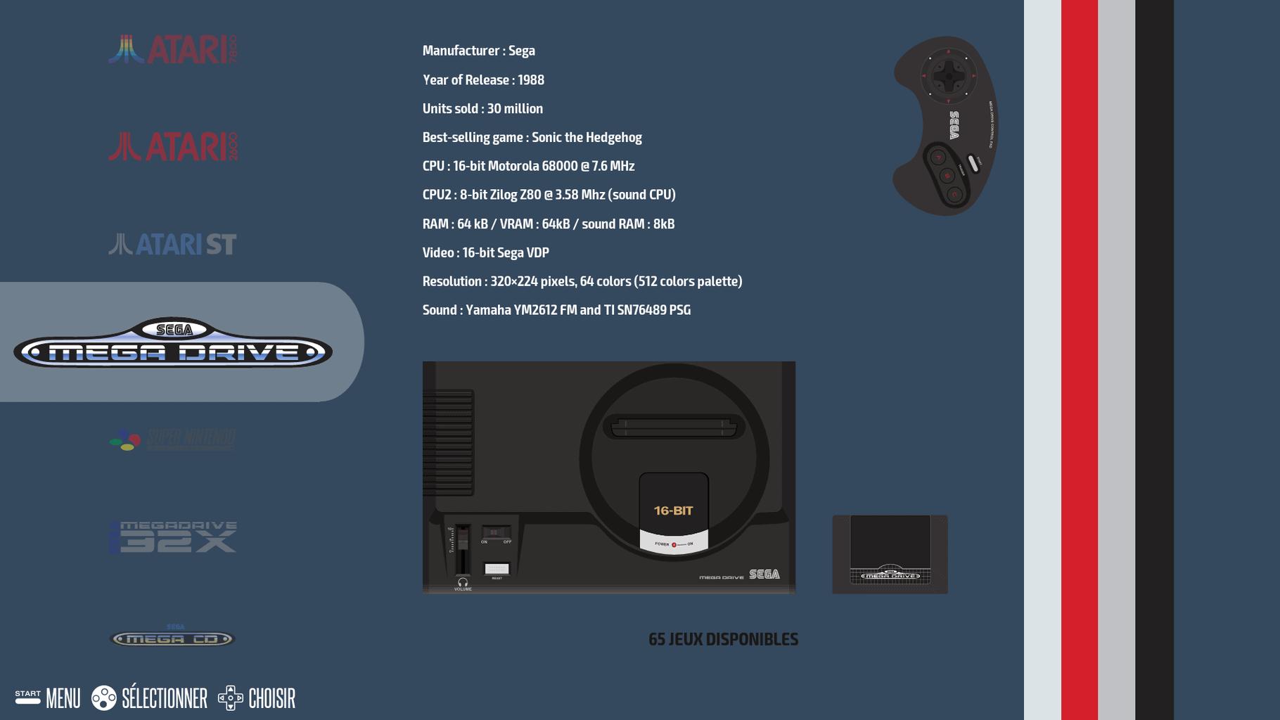 Recalbox-18.03.16-nouveau-thème