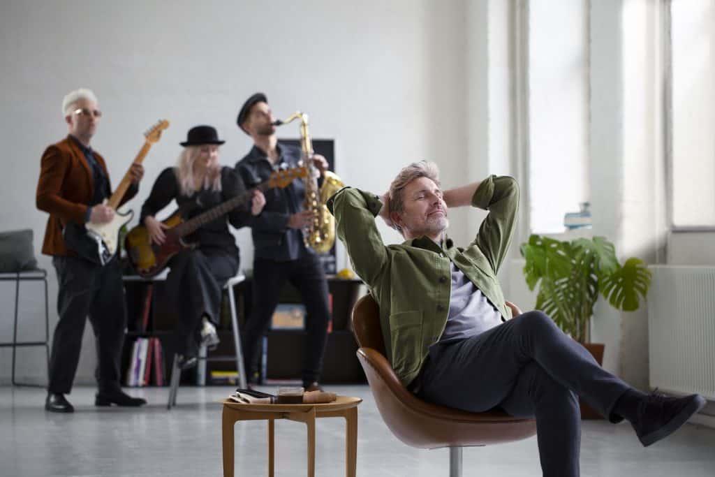 MyMusic , le nouveau programme musical révolutionnaire lancé par Oticon