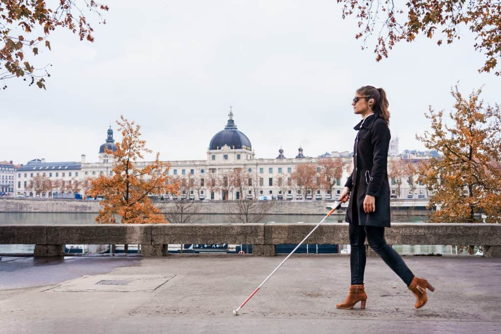 Rango : une innovation qui change la vie des personnes aveugles